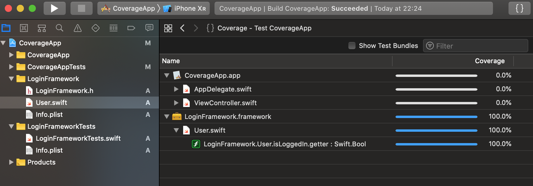 code-coverage-framework