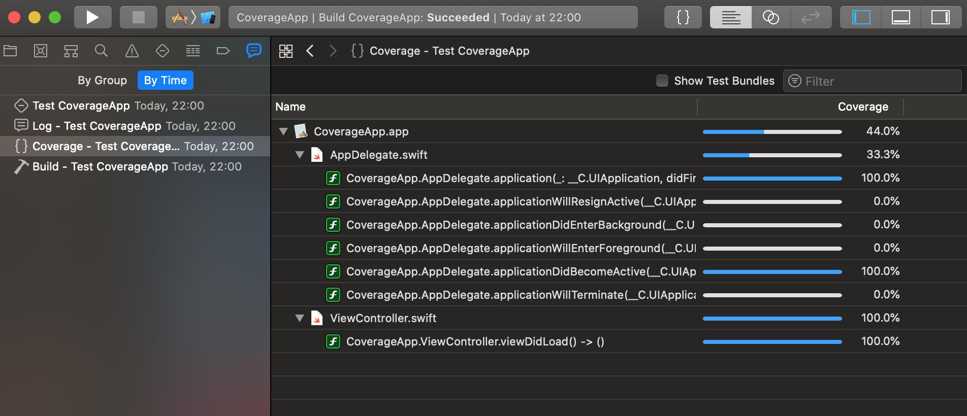 code-coverage-xcode