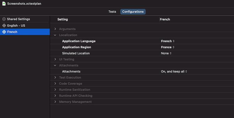 xcode-localized-config